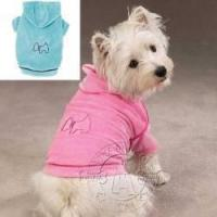 Buy cheap Dog toys Irresistibly Soft Velour Luxury Couture Hoodies with Embroidery & Rhinestones from wholesalers