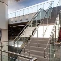Buy cheap Stainless steel balustrade and handrails from wholesalers