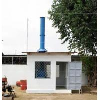 Buy cheap Medical incinerator Pdf Catalog Incinerator Capacity 100kg from wholesalers