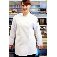 Buy cheap WOMENS COLLECTION ST. TROPEZ Executive Women's Chef Jacket from wholesalers