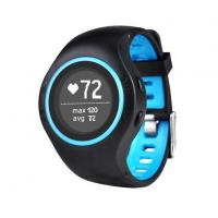 Buy cheap Waterproof IPX7 Smart Watch Bluetooth Sport GPS Watch With HRM For Running And Cycling (Blue) from wholesalers