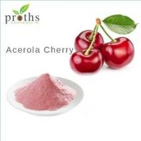 Buy cheap Top Quality 100% Vitimin C 17% /25% Acerola Cherry Extract from wholesalers