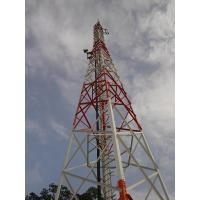 Buy cheap HIG-T1 4-leg self support lattice steel tower from wholesalers