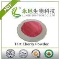Buy cheap Health Benefits Of Tart Cherry Juice Powder from wholesalers