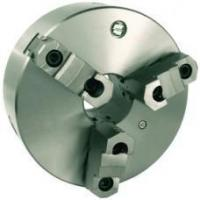 Buy cheap 3 Jaw Chuck Plain Back 2pc Reversible Jaw 5 - 3 Jaw Lathe Chuck Semi-Steel Self Centering (2) from wholesalers