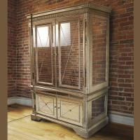 Buy cheap Antique Mirrored Furniture from wholesalers