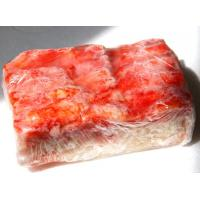 Buy cheap 100% Frozen Shelled King Crab Meat In Stock from wholesalers