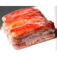 Buy cheap 100% Frozen Shelled King Crab Meat from wholesalers