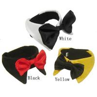 Buy cheap Pet Supply Dog Products Wholesale Large Dog Bow Tie Cool from wholesalers
