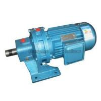 Buy cheap China cycloidal gear transmission reducer with motor from wholesalers