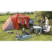 Buy cheap Camping Kingfisher Calypso Tent (6 Person) from wholesalers