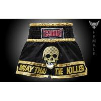 Buy cheap Tcombat Skull Muay Thai Shorts from wholesalers
