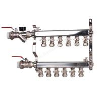 Buy cheap HYozma Precision Castings 6-Branch Stainless Steel Manifold set from wholesalers