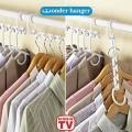 Buy cheap Wonder Hanger Plastic Closet Clothes Organizer from wholesalers