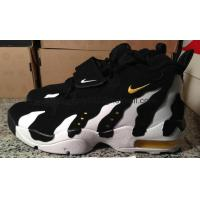Buy cheap Men shoes Nike Air DT Max 96 GS Black White Yellow maize veer strong dt 2 turf sneaker from wholesalers