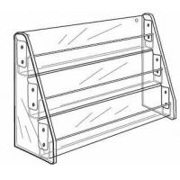 Buy cheap 3 Tier Acrylic DVD & CD Rack from wholesalers