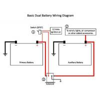 Buy cheap 12 Volt Winch Wiring Diagram from wholesalers