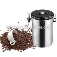 Buy cheap 500 Piece/Pieces stainless steel coffee canister from wholesalers