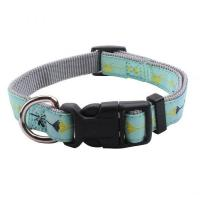 Buy cheap Bulk Dog Collar: Promotion Nylon Dog Collars With Jacquard Logo Supplies-qqpets from wholesalers