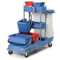 LARGE MULTI FUNCTIONAL MOP WRINGER TROLLEY