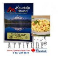 Mountain House Freeze Dried Food Eggs and Ham in Canada