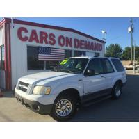 Buy cheap 2001 Ford Explorer Sport 2dr 102 WB from wholesalers
