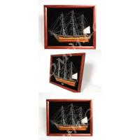 China USS CONSTITUTION HALF-SHIP on sale