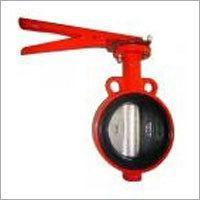 Buy cheap One Shaft Without Pin Type Wafer Butterfly Valve from wholesalers