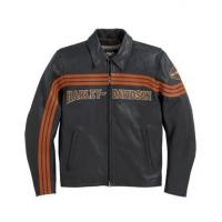 Buy cheap Zanky Harley Davidson Mens Leather Jacket from wholesalers