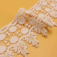 Buy cheap Fashion water soluble lace trimming wholesale narrow lace trim, lace/trim embroidery from wholesalers