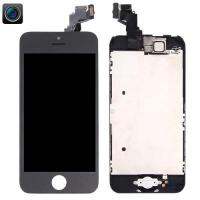 Buy cheap 10 PCS iPartsBuy 4 in 1 for iPhone 5C (Camera + LCD + Frame + Touch Pad) Digitizer Assembly(Black) from wholesalers