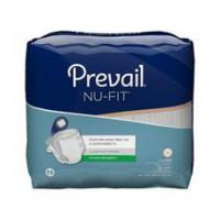Buy cheap Incontinence Prevail Nu-Fit Extra Adult Briefs from wholesalers
