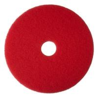 Buy cheap 3M Red Buffer Pad, 5100, 17 (432 mm) from wholesalers