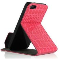 Buy cheap Crocodile/Alligator Pattern Up-Down Open Folio Design case for iphone 5S/5 from wholesalers
