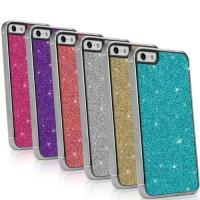 Buy cheap Colorful Snap-On Glitter Case for Apple iphone 5S/5 from wholesalers