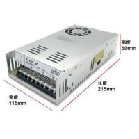 Buy cheap DC 60V 6.6A 400W Switching Power Supply for LED light box / industrial console Printer from wholesalers