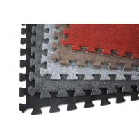 Buy cheap Interlocking Tiles 5/8 Eco-Soft Carpet Tiles from wholesalers