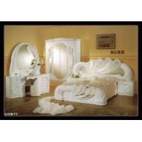 Buy cheap VANITY KING SIZE BEDROOM SET BY GLASS-FORM COLLECTION from wholesalers