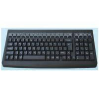 Buy cheap 101key Mechanical Programmble Keyboard with Magnetic Card Reader from wholesalers