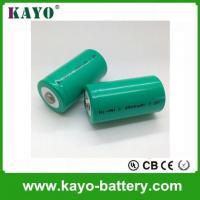 Buy cheap Hot Sale Rechargeable 1.2V AA Nickel Metal Hydride Battery Pack from wholesalers