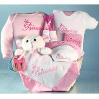 Buy cheap Baby Gift Baskets Fit for a Princess Baby Gift Basket from wholesalers