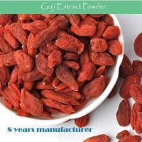 Buy cheap Barbary wolfberry fruit extract powder, Chinese goji extract powder from wholesalers