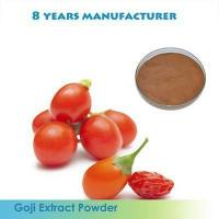 Buy cheap Goji extract Black wolfberry Extract Anthocyanin 17%-25% product
