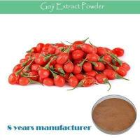 Buy cheap Tonify liver and kidney/ Wolfberry Extract Goji Berry Extract/Polysaccharides 10-50% from wholesalers