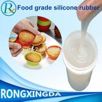 Buy cheap Food Grade Silicone Rubber For Pourable ,Platinum-Cure Mold Making from wholesalers