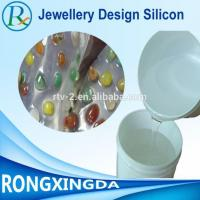 Buy cheap Jewelry Platinum Cure Mold Making Silicone Rubber from wholesalers