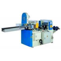 Buy cheap Automatic Paper Napkin folding Machine JFH-I from wholesalers