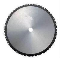 Buy cheap Large hss circular Cermet tipped disposable tct rip saw blade for sawmill, mild steel from wholesalers