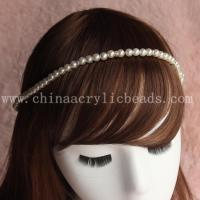 Buy cheap unique kids pearl hair crown ornaments collection--XFD052 from wholesalers