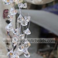 Buy cheap wholesale hot crystal beaded bouquet branch for we--SL001- diamond from wholesalers
